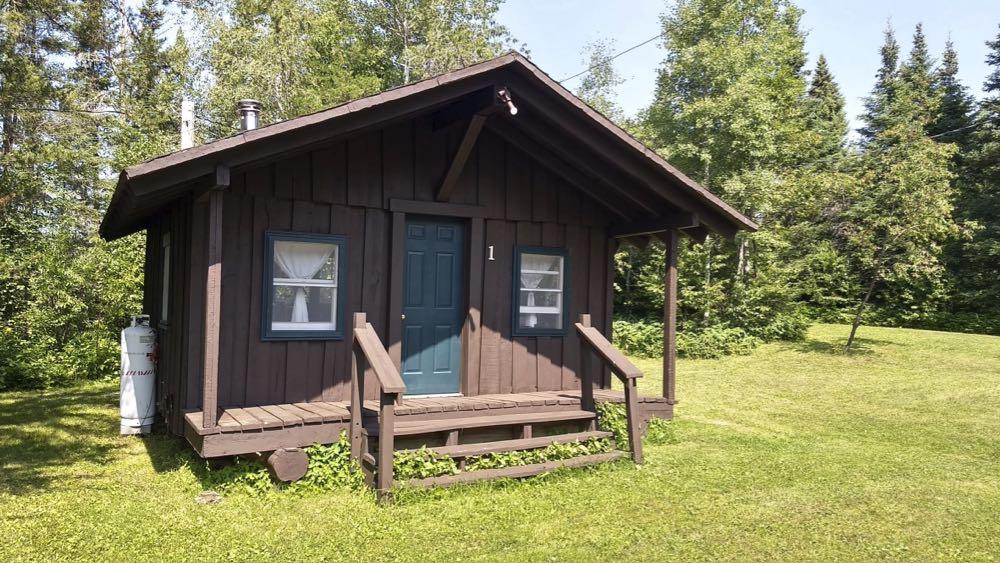 Okontoe cabin 1