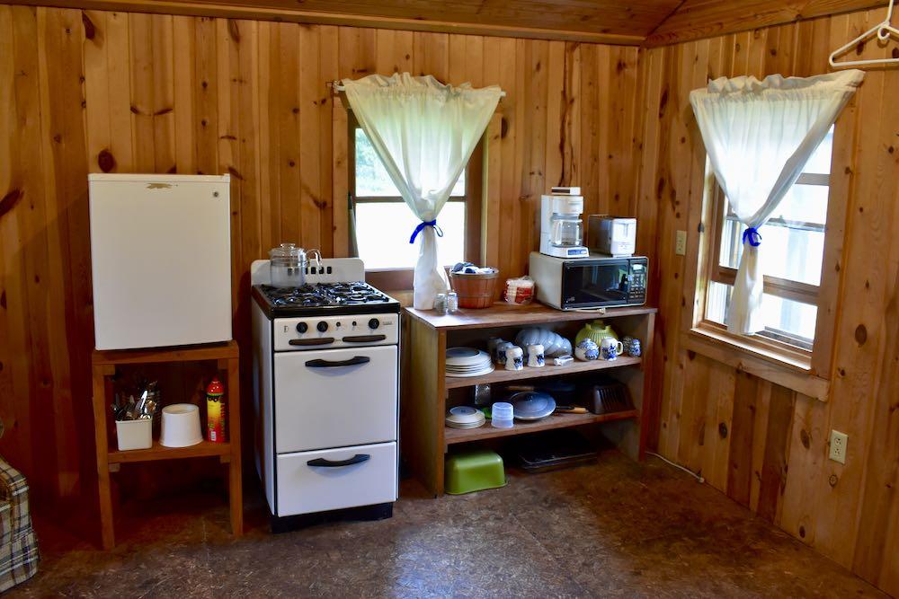 okontoe cabin 1 inside