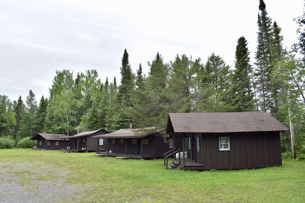 discipleship camp cabins