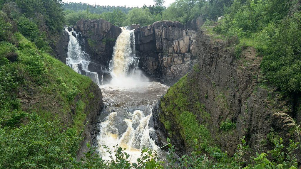 high falls (© Brodin Press LLC)