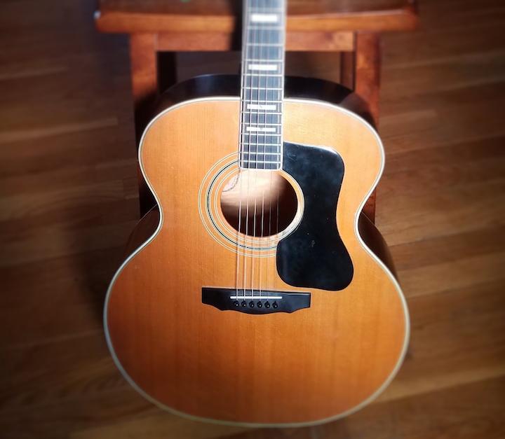 mark's guitar